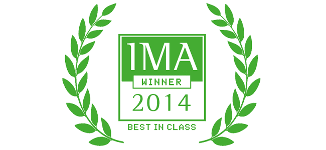 2014 IMA Best in Class Winner