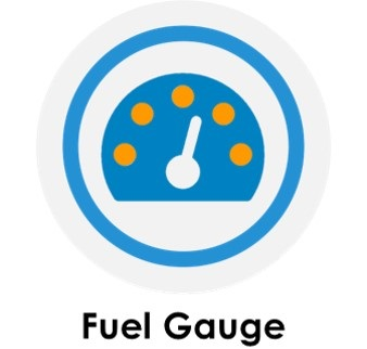 Fuel Gauge Logo