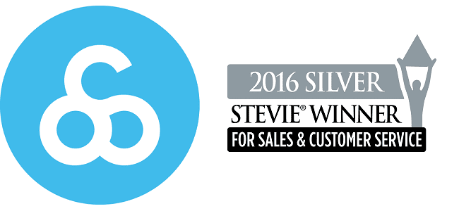 Outsell- 2016 Silver Stevie Winner for Sales & Customer Service