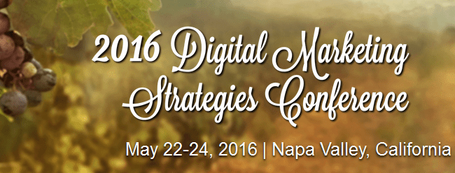 2016 Digital Marketing Strategies Conference