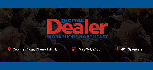 2016 Digital Dealer banner