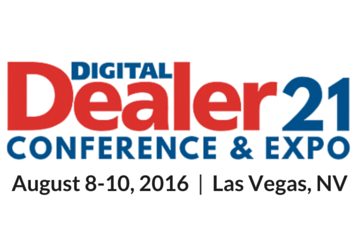 Digital Dealer Conference & Expo 2016 logo
