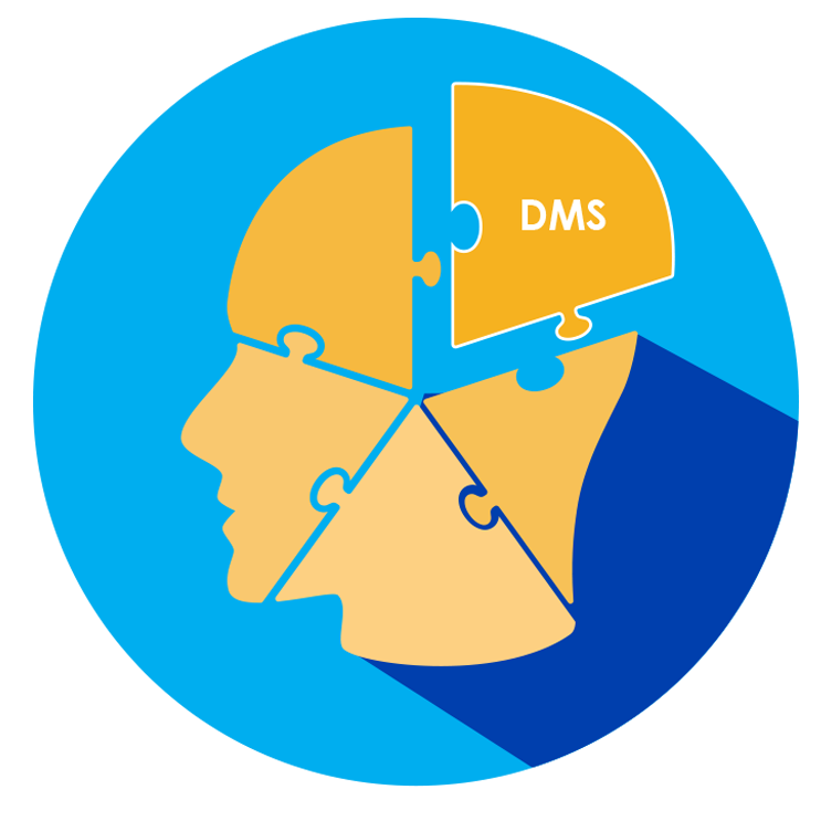 DMS Connect logo