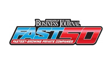 MSP Business Journal Fast 50 logo
