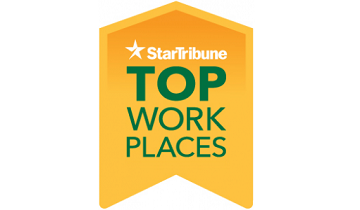 Star Tribune Top Work Places Logo