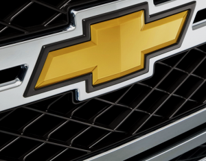 Chevy car grill