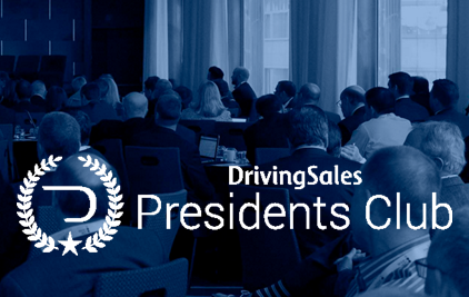 Driving Sales Presidents Club image