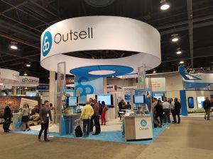 Busy Outsell expo