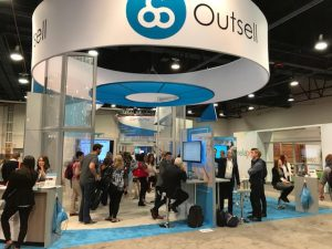 Outsell expo booth