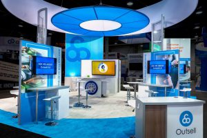 2018 NADA Outsell expo booth