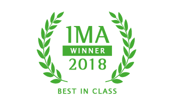 2018 IMA Best In Class Winner