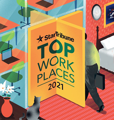 2021 Top Workplaces