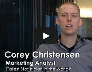 corey analyst analytics stats video